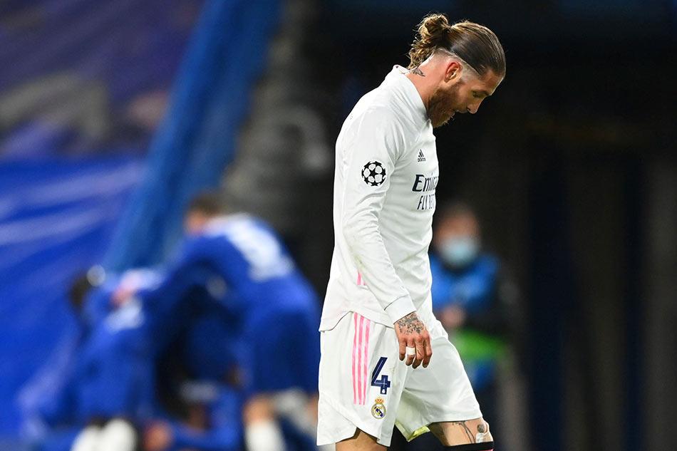 Football: Ramos injured again amid doubts over Real Madrid future 1