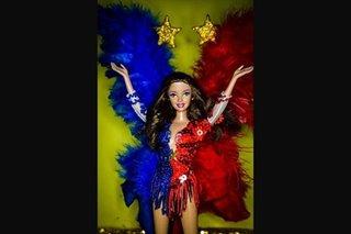 Doll ni Rabiya Mateo na suot ang national costume, tampok sa Antique
