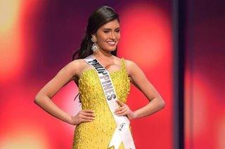 Shamcey Supsup may payo kay Rabiya bago ang Miss U coronation