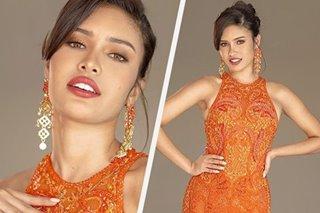 LOOK: Rabiya Mateo's Miss Universe evening gown inspired by 'Sarimanok'