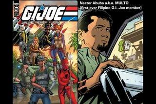 G.I. Joe comics welcomes its first Pinoy Joe