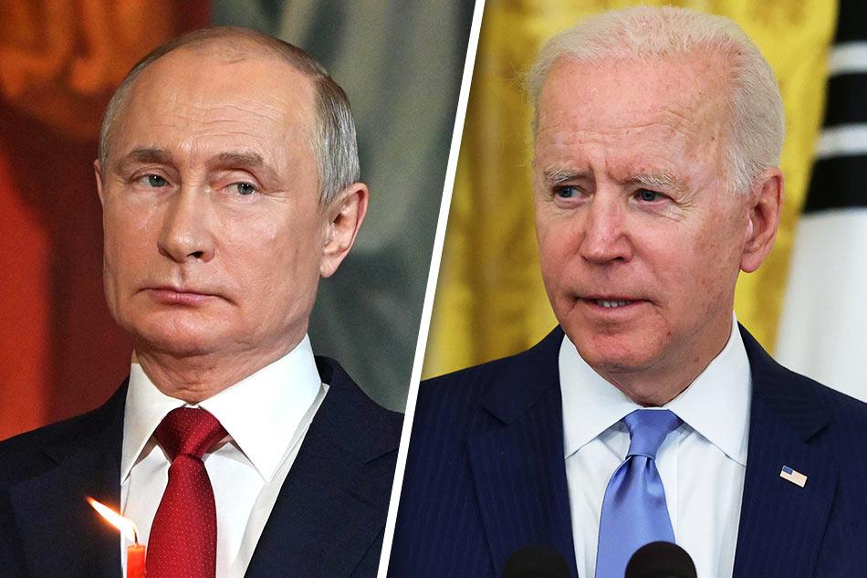 Biden, Putin to hold first summit in Geneva on June 16 1
