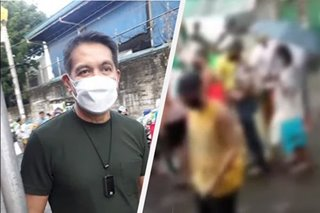 Barangay sa QC na nagkaroon ng COVID-19 'super spreader' umapela ng tulong