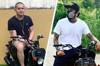 'Huwag kang aangkas!' Paolo Contis entrusted with late friend Jamir Garcia's motorbike