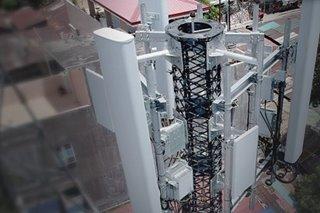 PLDT, Smart deploy lightweight carbon fiber towers on urban rooftops