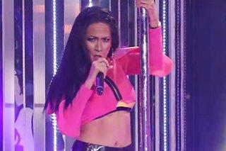 Geneva Cruz humataw bilang Nicole Scherzinger sa 'Your Face' Grand Finals