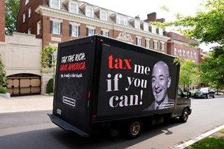 Higit 10k pumirma sa petisyong huwag pabalikin sa Earth si Amazon founder Bezos