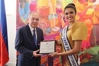 LOOK: Rabiya Mateo honored by PH embassy in US