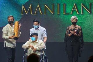 Mga natatanging Manileño, pinarangalan sa ika-450 anibersaryo ng Araw ng Maynila