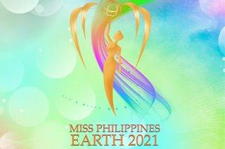 Miss Philippines-Earth celebrating biodiversity via earth colors theme