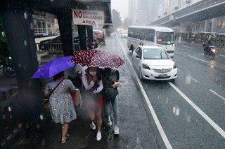Heavy rainfall hits metro as Emong exits