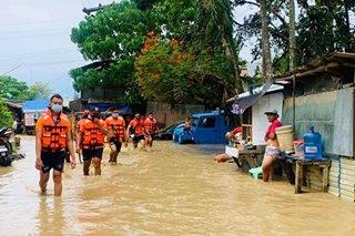 Baha at landslide, naranasan sa Davao City