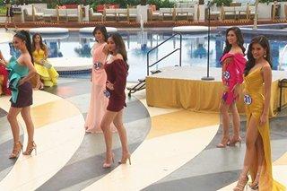 2021 Miss World PH candidates nagpasiklab sa media presentation