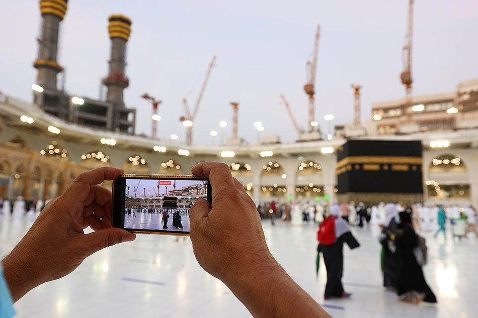 Smart cards and robots: Saudi Arabia's 'digital hajj' 1