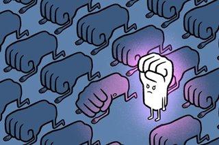 Frustration drove comic artist to create viral artwork 'Tumindig'