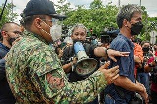 PNP pinapanagot sa pagpapadala ng 51 pulis na may COVID-19 noong SONA