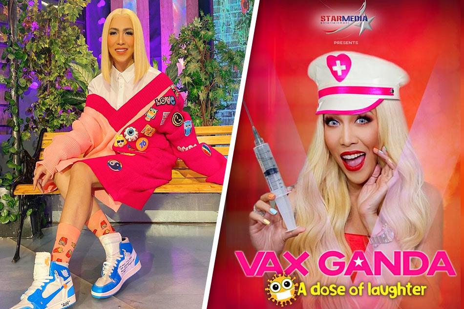 'Vax Ganda': Vice Ganda magkakaroon ng US concert sa Oktubre 1