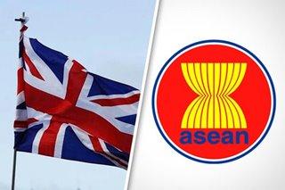 ASEAN gives Britain 'dialogue partner' status