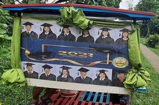Trolley na panghanapbuhay, pang-graduation din sa Quezon