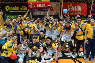 Basilan claims VisMin Super Cup title