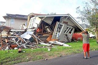 Ida inflicts 'catastrophic' destruction in Louisiana