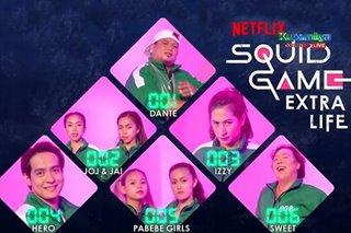 'Squid Game: Extra Life' sa 'Showtime' umarangkada na