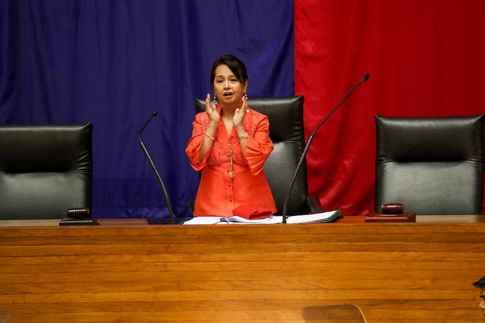 Then-Pampanga 2nd District Rep. Gloria Macapagal Arroyo  Jonathan Cellona, ABS-CBN News/File