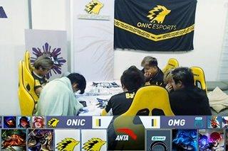 Mobile Legends: Onic overcome bug, defeat Smart Omega
