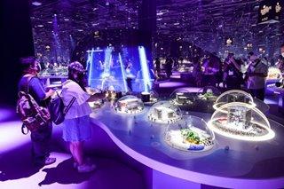 Delayed Expo 2020 opens in Dubai