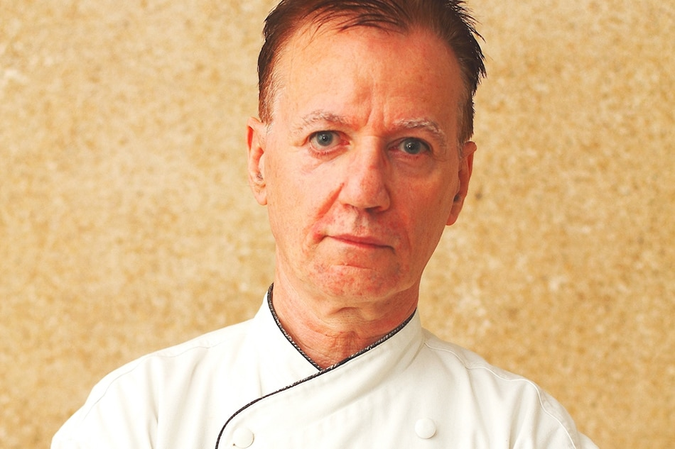 French chef Didier Derouet. Handout