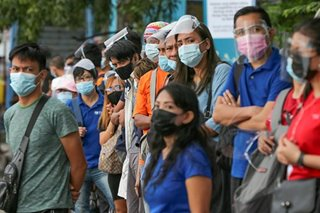 Majority of Pinoys wear face masks to prevent COVID-19 infection: Pulse Asia