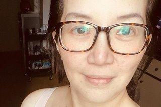 'My left eyeball is much bigger': In selfie, Kris Aquino shows sign of her autoimmune disease