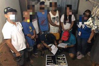 P200-K 'shabu' kumpiskado, 5 arestado sa Marikina drug bust