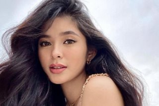 Loisa Andalio addresses rumors about having cosmetic surgery