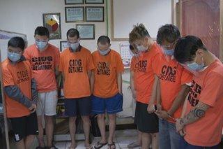 7 Chinese, 1 Pinoy timbog sa 'pagpatay, paghalay, pagdukot' sa POGO workers