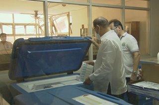 Cold storage facility ng COVID-19 vaccine sa Marikina ipinasilip