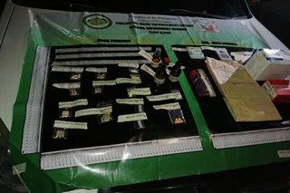 Tulak umano ng party drugs, arestado sa Quezon City