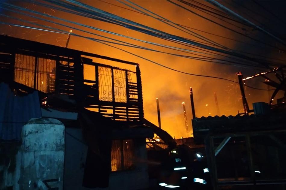 3 bahay nasunog sa Zamboanga City 1