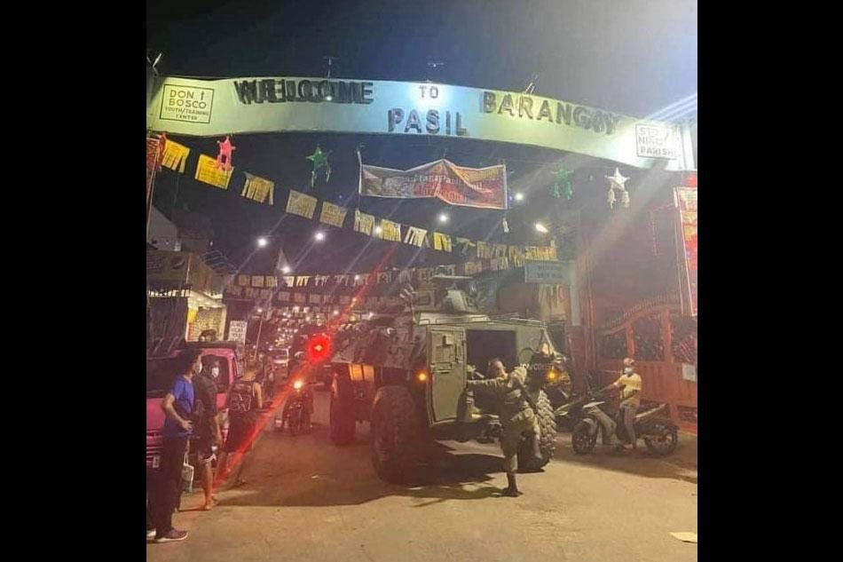 Cebu City enforces strict COVID-19 protocols amid rise in COVID-19 cases 1