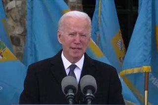 Biden, Harris nagbigay-pugay sa mga namatay sa COVID-19 sa Amerika