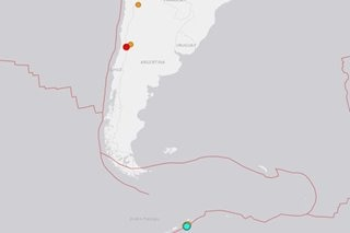 Chile rattled by successive tremors, downgrades tsunami warning