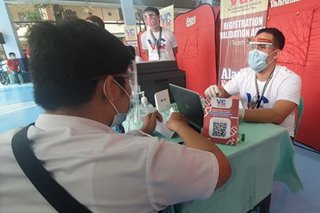 Valenzuela holds dry run for COVID-19 vaccination program