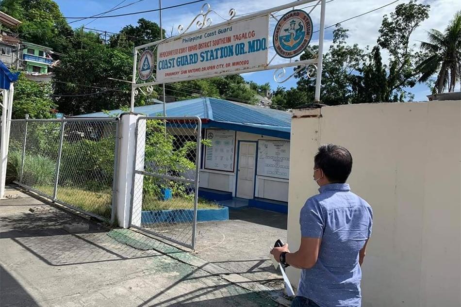 Alkalde ng Naujan, Or. Mindoro, nais paimbestigahan ang paglutang ng mga patay na baboy 1