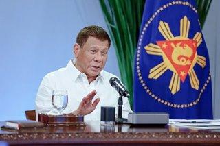 Duterte accuses European Union of holding vaccines hostage