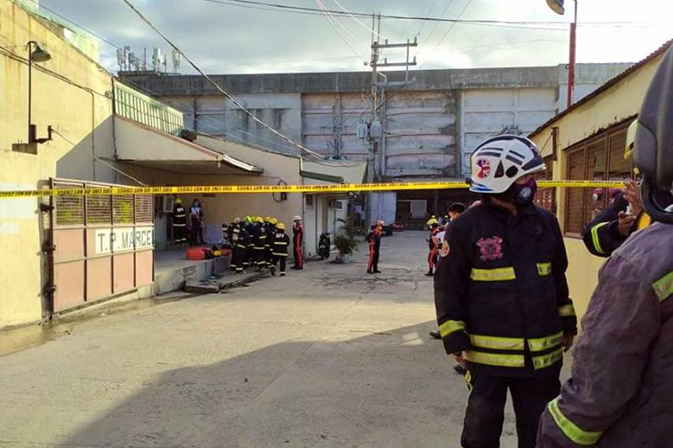 Deaths in Navotas ice plant ammonia leak climb to 2: mayor 1