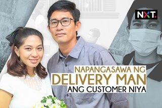 NXT Profiles: Online shopping delivery man, napangasawa ang customer niya