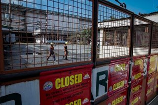 Navotas ice plant ordered closed