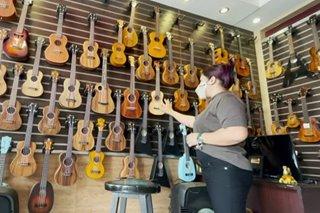 Guitar industry sa Pampanga nakabawi sa lugi