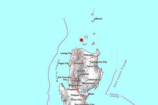 Magnitude 4.1 quake jolts Cagayan island
