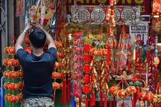 Pagdiriwang ng Chinese New Year sa Binondo ngayong pandemya, tahimik